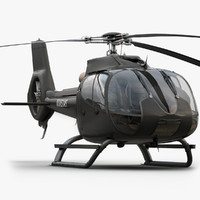 Eurocopter EC 130 Private Black