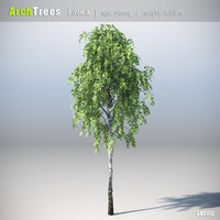3ds max archtrees trees