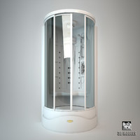 jacuzzi flexa tower 3d model