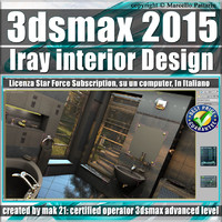3ds max 2015 Iray Interior Design vol 4_Subscription