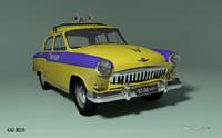 "GAZ-M21i ""Volga"