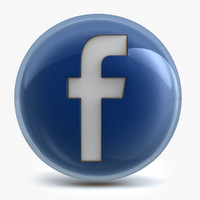 facebook icon 3ds