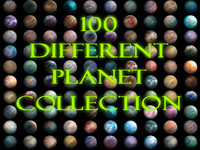 planet images collection