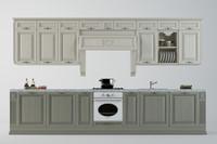 3d max kitchen pantheon