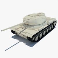 is-1 tank 3d model