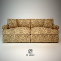 3ds max sofa baker 879-90