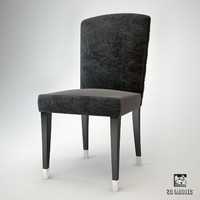 3d fendi casa chair model