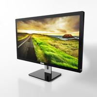 monitor dell 2740l max