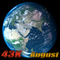 Earth ( Earth in August )