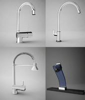 3d faucet materials model