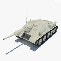3d su85 su 85 model