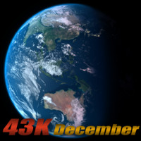 Earth ( Earth in December )