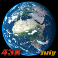 Earth ( Earth in July )