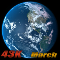 Earth ( Earth in March )