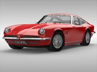 3d model ac car