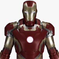 obj ironman mark armor