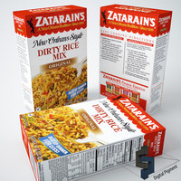 zatarains dirty rice max