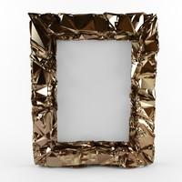 max modern golden frame