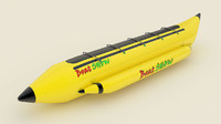 banana boat rider 3ds
