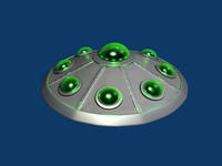 flying saucer 3d 3ds