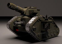 3d leman russ tank
