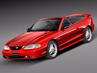 Ford Mustang Convertible 1994-1999