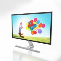 monitor samsung u28d590d max