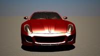 Fer 599 GTO