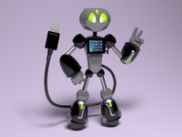 robot electronic max
