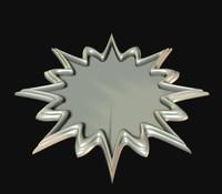 3d shields bases frames