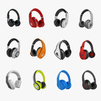 Monster Headphones Collection 02