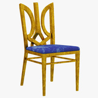 ukrainian chair obj