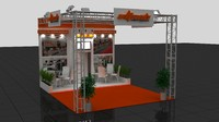 exhibition stand max