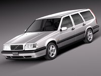 wagon 1997 1991 3ds