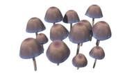 mushroom toadstool 3ds