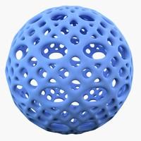 3d model complex shape