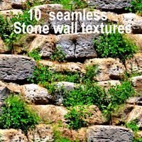 Stone Wall Collection 1