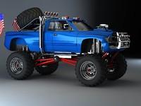 Dodge Ram Bigfoot
