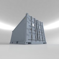 max 20ft shipping container
