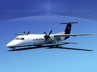 DeHavilland DHC-8-Q300 Air Charter Intl