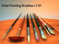 artst painting brushes v1.01