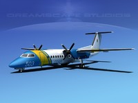 dxf dhc-8 q300