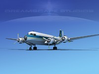 dwg propellers douglas dc-7 dc-7b