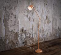 3d model orange lamp