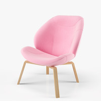 3d softline eden chair