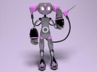 IpodRobot