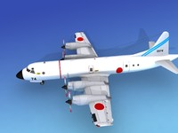 Lockheed P-3 Orion JDF2 HP