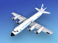 Lockheed P-3 Orion NASA Hp