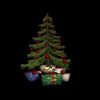 max christmas tree