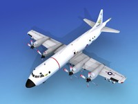orion lockheed p-3 navy 3d dxf